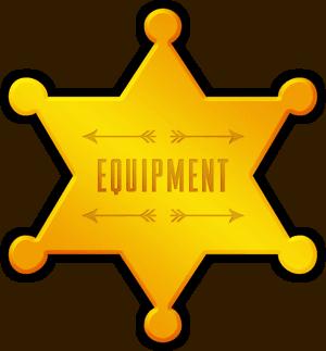 Equipment - star badge